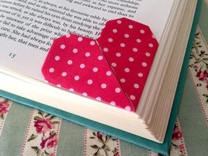 Heart-Bookmark