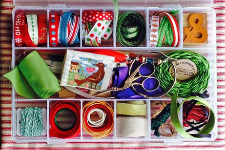 Ribbon-Box